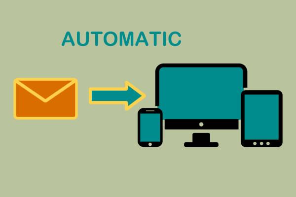 Mailing automatique